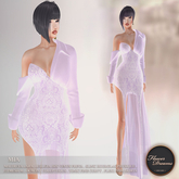 .:FlowerDreams:. Mia Gown Classic Lace - pink