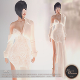 .:FlowerDreams:. Mia Gown Classic Lace - demo