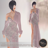 .:FlowerDreams:. Mia Gown Autumn Romance - pink