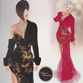 .:FlowerDreams:. Mia Gown Asian Spring - Demo