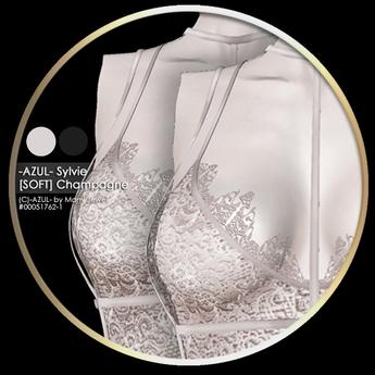 -AZUL- Sylvie [SOFT] Champagne
