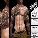 { Speakeasy } Worthy Tattoo
