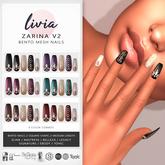 LIVIA Zarina [v2] Bento Nails