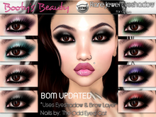 *Booty's Beauty* Catwa Eyeshadow ~ Rare Jewel ~ BOM UPDATED
