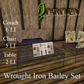 ThrivenRP Wrought Iron Bailey