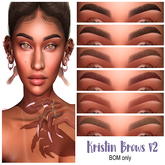 .:the HAUS:. - Kristin BOM Eyebrows V2 (LeL)
