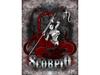 Scorpio canvas