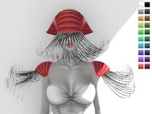 Zibska ~ Helmine Color Change Helmet and Shoulder Pieces