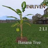ThrivenRP Banana Tree