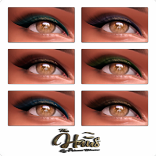 .:the-HAUS:. Angela Eyeshadow Pallet