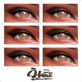 .:the-HAUS:. Angela Eyeshadow Pallet