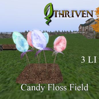 ThrivenRP Candy Floss Field