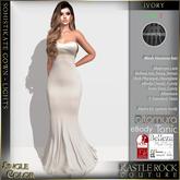 :KR: Sophistikate Gown Lights - Ivory (Add Me)