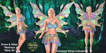 [>Ma'De<] Good Fairy Outfit