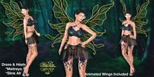 [>Ma'De<] Bad Fairy Outfit