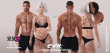 [ E V K ] Pharaoh Tattoo