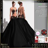 :KR: Porsche Gown Darks - Black (Add Me)