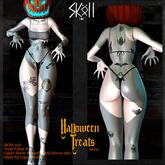 Sköll - Halloween Treats tattoo /BOM