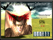 IT WELCOMES YOU  Halloween 2020