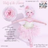 FanZy - Waltz of the Flowers {Blush}