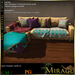=Mirage= World Traveler Sofa PG