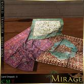 =Mirage= World Traveler Messy Rugs