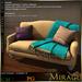 =Mirage= World Traveler Loveseat PG