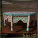 =Mirage= World Traveler Coffee Table