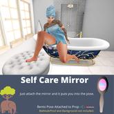 The Elephant Tree - Self Care Mirror