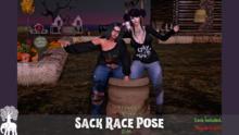 The Elephant Tree - Sack Race Pose - ADD - Box