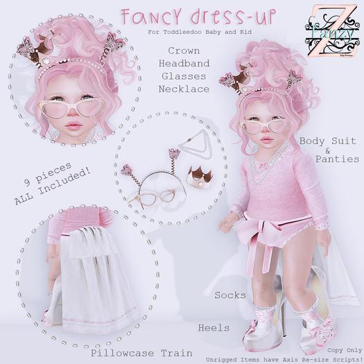 FanZy - Fancy Dress-Up Outfit