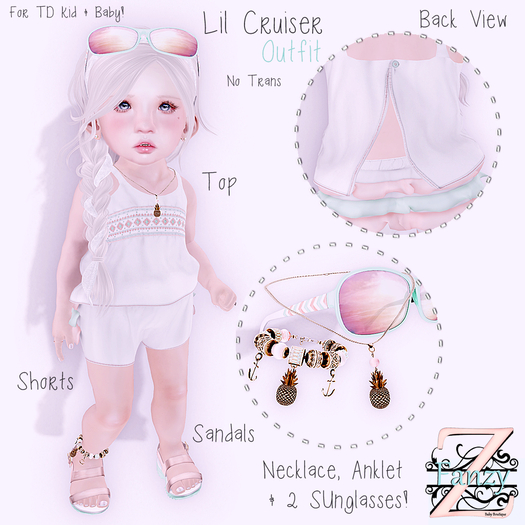 FanZy - Lil Cruiser {Outfit}