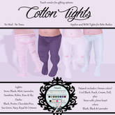 FanZy  - Cotton Tights {Lights}