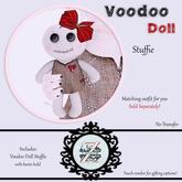 FanZy  - Voodoo Doll Stuffie