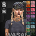 Wasabi // Briar Mesh Hair - Fireworks