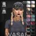 Wasabi // Briar Mesh Hair - Lunar Ombre