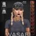 Wasabi // Briar Mesh Hair - Reds