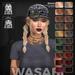Wasabi // Briar Mesh Hair - Solar Ombre