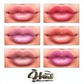 .:the-HAUS:. Jordan Lipstick Pallet