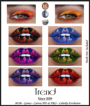 TREND - Inferno (Halloween Collection 2020) - Fatpack