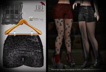 (*<*) 1313 Melora Leggings - Black
