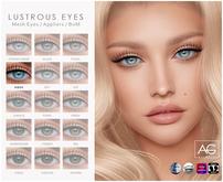 AG. Lustrous Eyes - Aqua