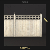 ChiMia:: FiL Fence