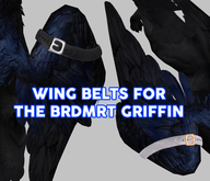 Snode - BRDMRT Griffin Wing Belts