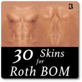 Blackburns 30 Skins for Roth BOM Avatars