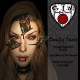G.I.N - Deadly Tarot *Add or Rezz to Unpack*