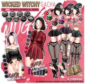Mug - Wicked Witchy - #15 Fishnet Leggings Standard