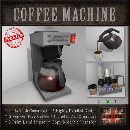 Coffee Machine / Maker