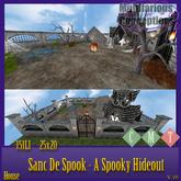 [MC]  Sanc De Spook - a Spooky Hideaway [wear to unpack]
