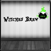 *~LT~* Witches Brew Wall Art Decal